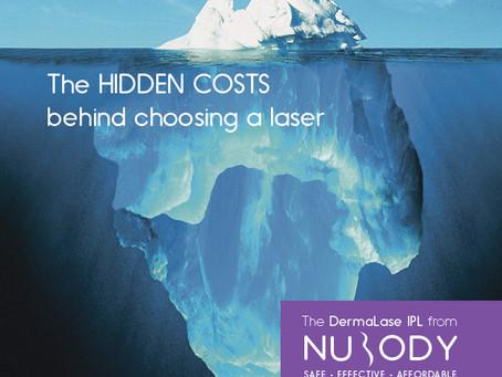 The hidden costs behind choosing a laser