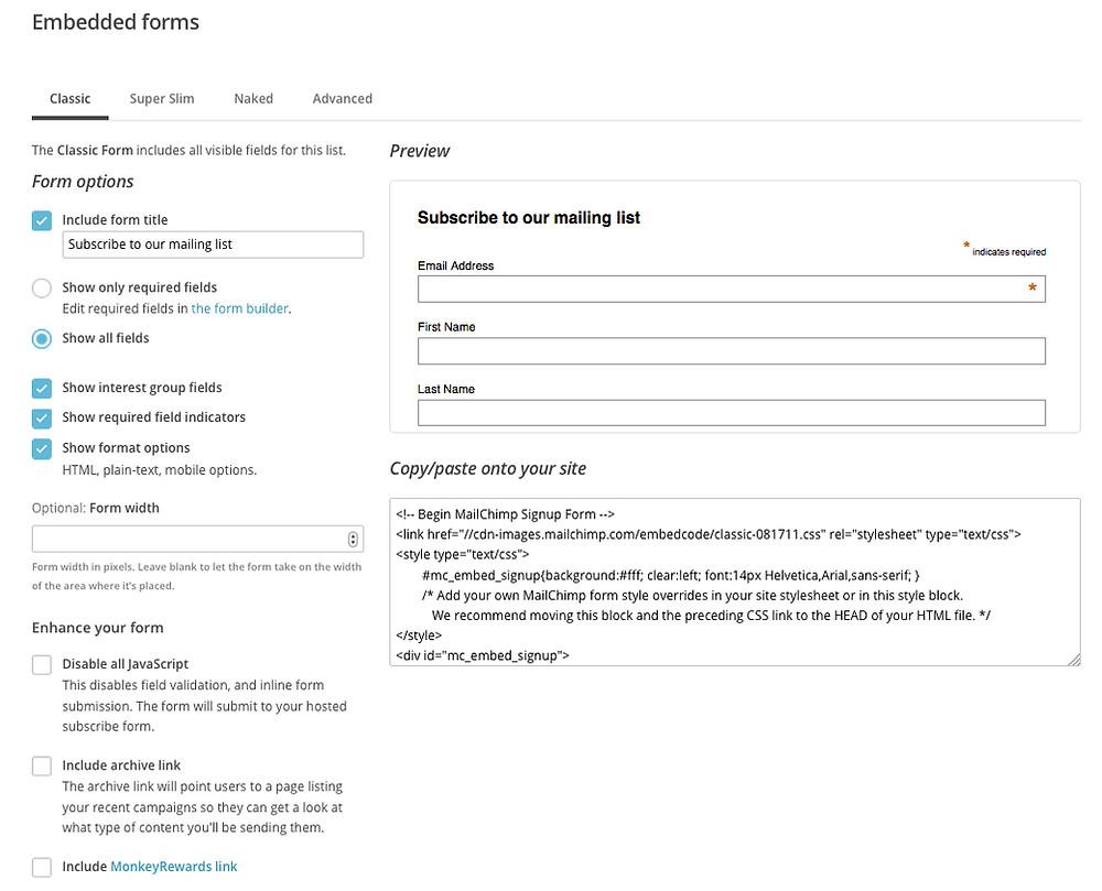 PalbergWERX mailchimp mail list for logo design contest