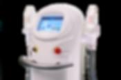Dermalase IPL beauty laser for hair removal / skin rejuvenation