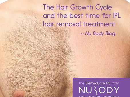 The Hair Growth Cycle and the best time for laser hair removal treatment