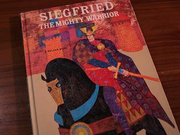 Siegfried the Mighty Warrior - Part 1