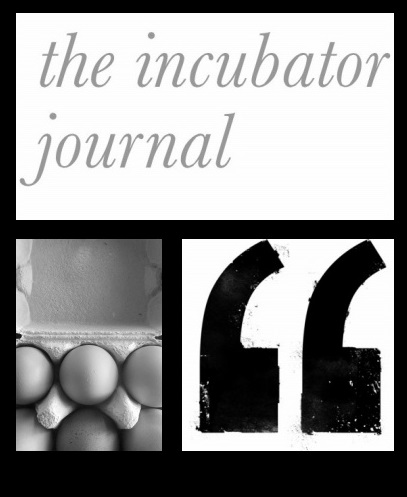 Launch of Incubator Journal