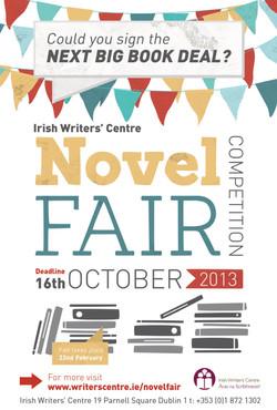 Irish Writers' Centre Novel Fair