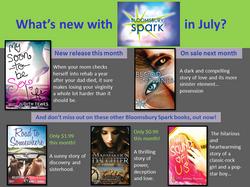 Behind the Bloom - Spark Titles