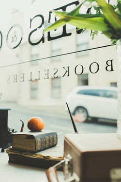 Jones and Co. Bookstore