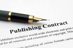 Book Contract for my Debut Novel