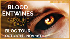 Blood Entwines Book Blog Tour