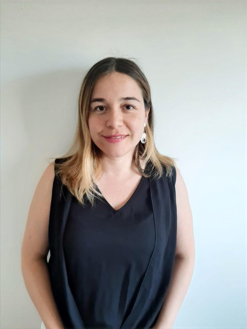 Psicóloga Macarena Quiroz
