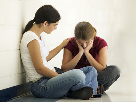 ¿Quienes tienen mayor riesgo de desarrollar una depresión?