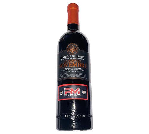 """Vino Rosso - Maison Gilliard - Porte de Novembre - Edizione """"RM"""""""