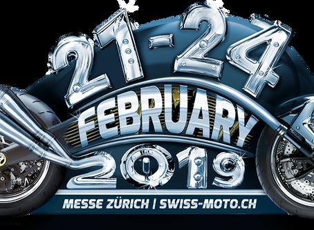Séances de dédicaces - Swiss Moto 2019