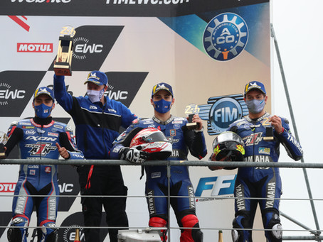 Sur Le Podium Des 24h Du Mans 2020