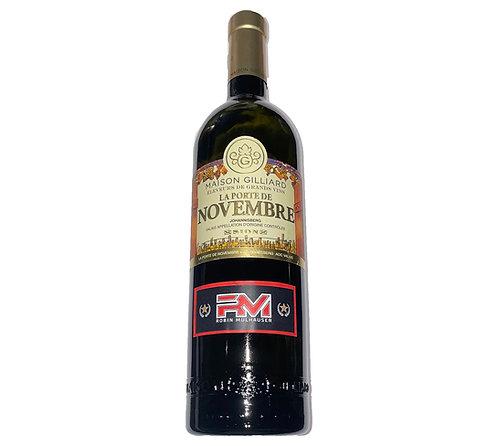 """White Wine - Maison Gilliard - Porte de Novembre - """"RM"""" Edition"""