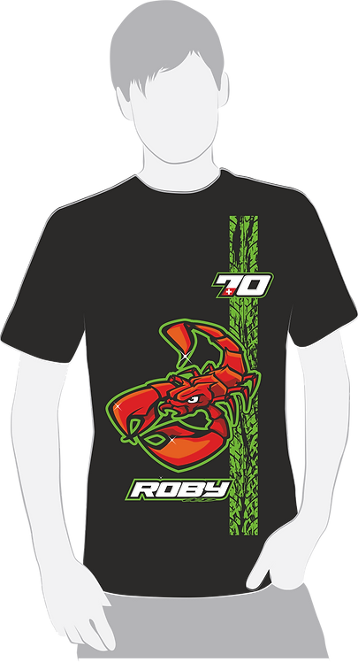 """Roby70"" T-Shirt (Man)"