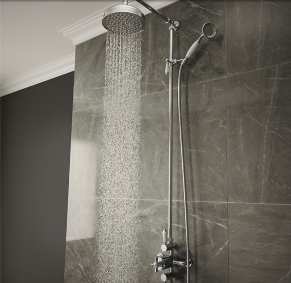 Traditional Shower - Whole set included