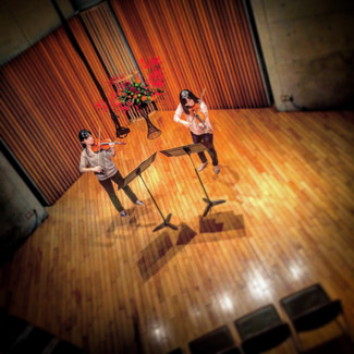 Violin Duo Recital