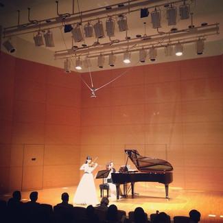 Duo Espoir Concert 2015