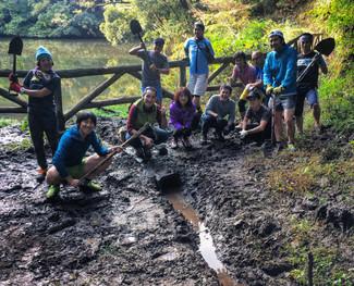 Zushi Trail Works 11月の活動