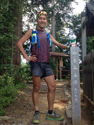 uphill training