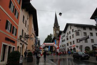 今日もお騒がせSAMURAI in Tirol.