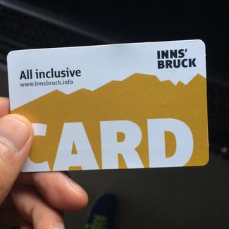 すごいぞインスブルックカード