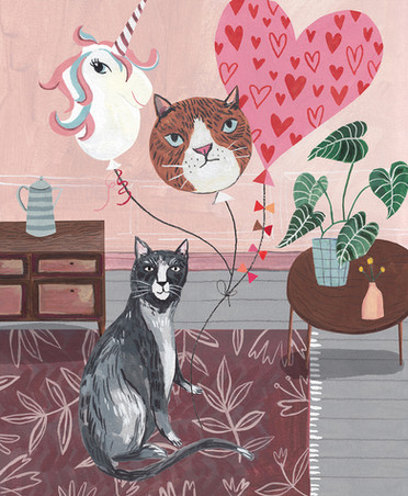 The Heart of a Pet