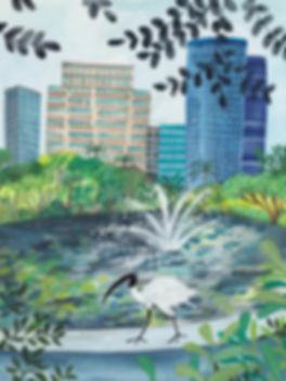 Ibis and Fountain_sml.jpg