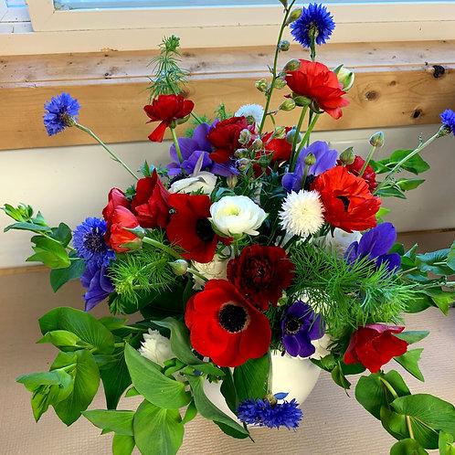 Medium Door Drop Bouquet