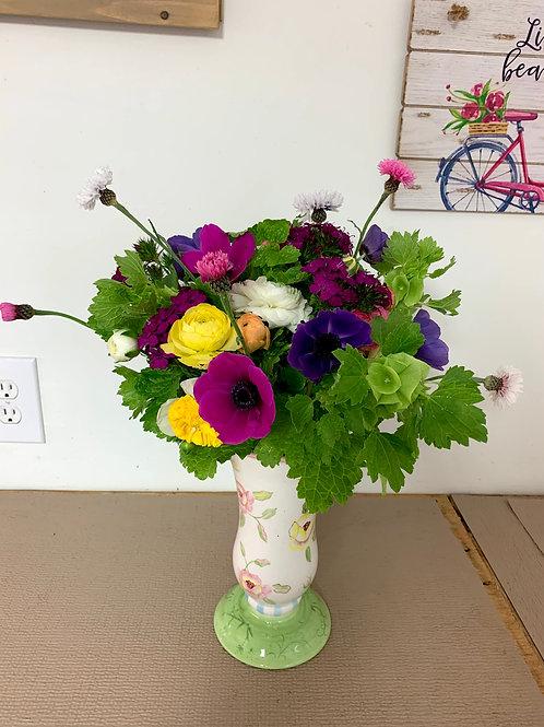 Small Door Drop Bouquet