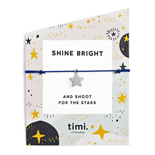 New Star Stretch Br., Silver 293-Blue