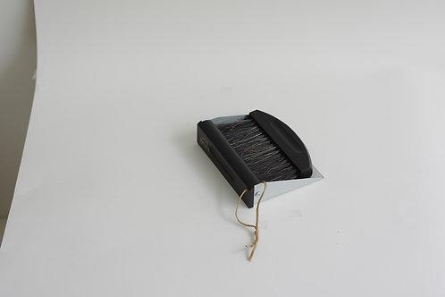 テーブルブラシセット ブラック