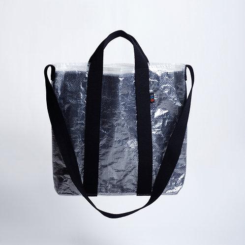 RECORD BAG BLACK