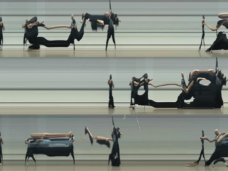 The surrealistic dimension of performance dance: a visual study of body-form and motion in Argentine