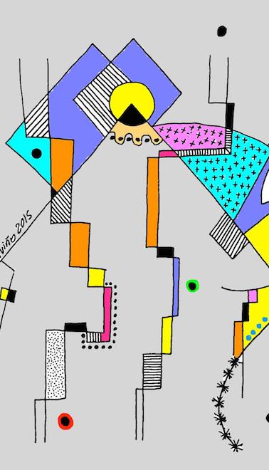 Martin_Calvino_Abstract_Drawing_#27_2015