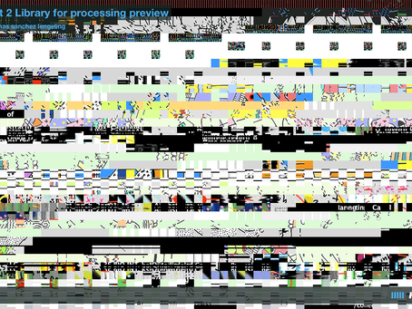 Post-polyploidy subgenome evolution of Glitch Art