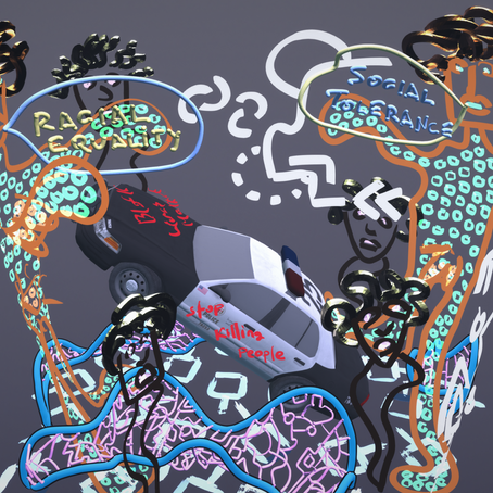 Digital sculptures in virtual reality (VR): a first approximation