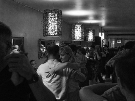 Sound story: a night of tango in NYC with Marta Chaban
