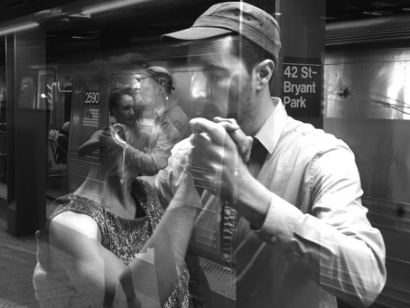 'OCHO_CORTADO': Altered Realities of a Tango Dream