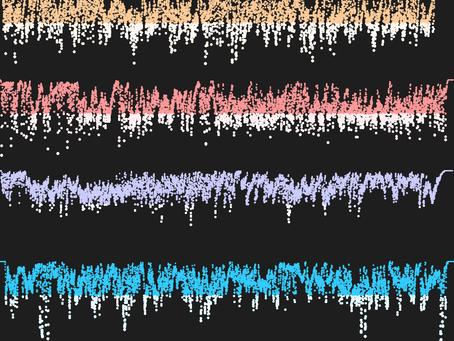 Comparative visualization of orchestral renditions of 'Esta Noche de Luna' tango composition