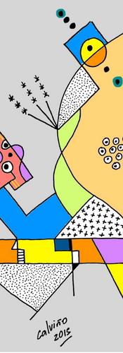 Martin_Calvino_Abstract_Drawing_#19_2015
