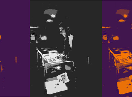 DJ-ing at Milonga_X in Hong Kong on a hot summer night