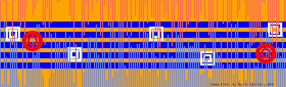 Martin Calvino abstract art