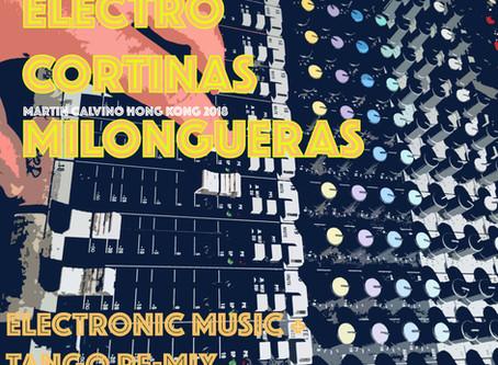 Electro_Cortinas_Milongueras: electronic music + tango re-mix