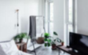 Stylist Bright Living Room