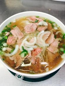 Pho Tai (Beef)