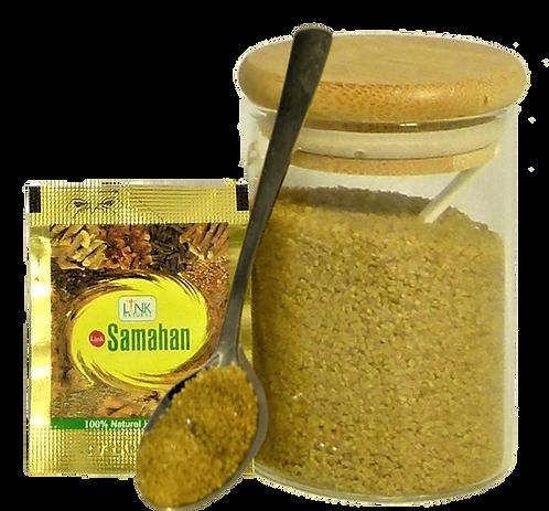 Original Samahan LOSE! Granulat 200g im Glas mit Bambusdeckel