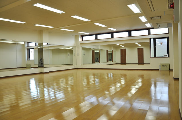 レンタルスタジオ 東京 鏡張り ダンス 杉並区