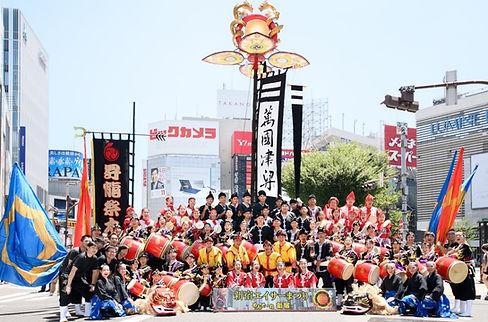昇龍祭太鼓 エイサー 稽古場 スタジオ
