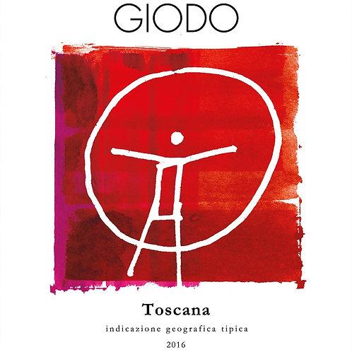 Podere Giodo Rosso Toscana 2016