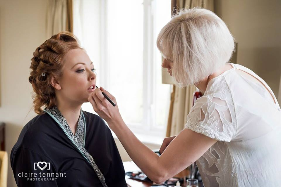 makeup artist edinburgh
